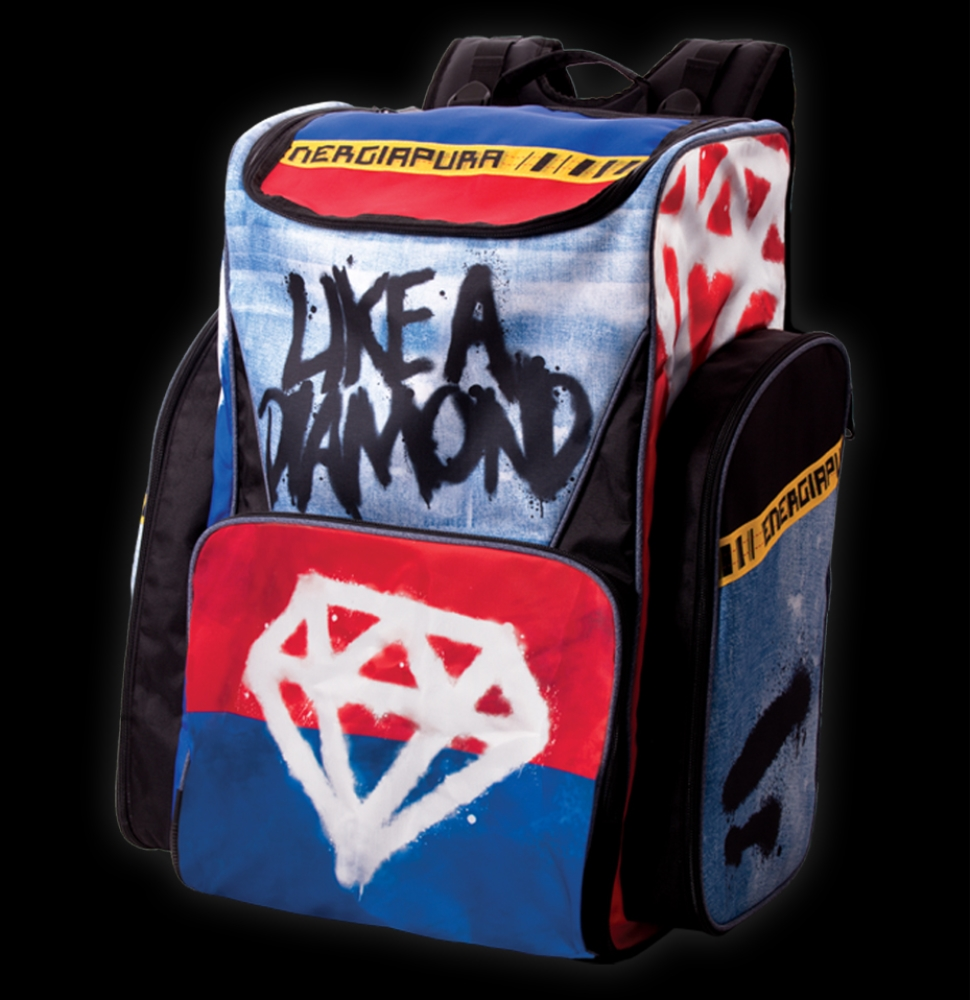 RACER BAG FASHION DIAMOND